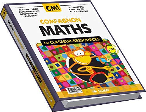 9782758107842: Compagnon Maths CM1 CM1 (Le classeur-ressources)