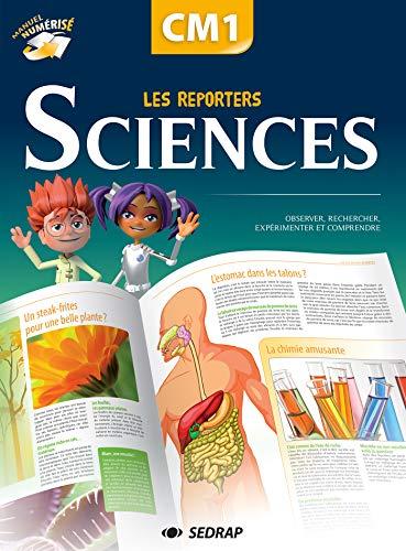 9782758107965: manuel les reporters sciences cm1