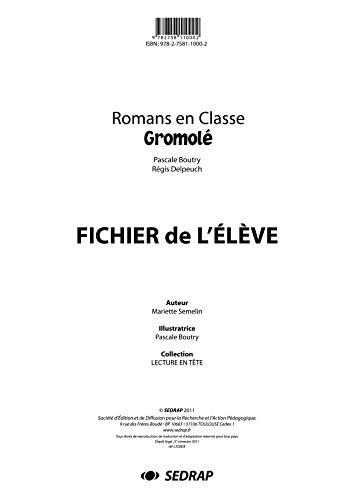 Le fichier Gromol CE2/CM1 (Le fichier )