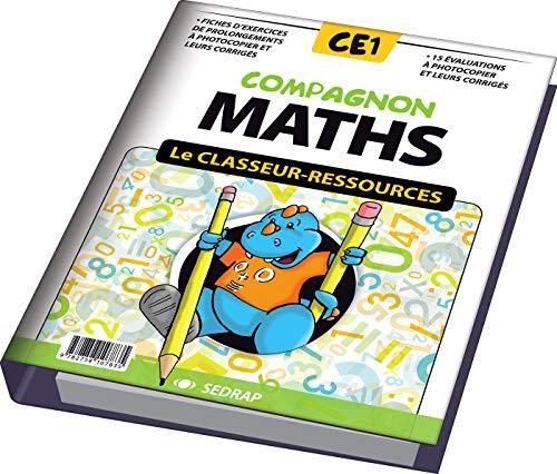 classeur ressources compagnon maths ce1: Bertrand Laine, Isabelle Gressier