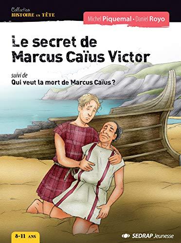 Lot de 5 Romans le Secret de: M. Piquemal &