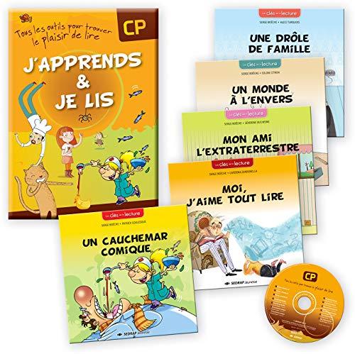 Le Pack Découverte J'Apprends et Je Lis - les 5 Albums + Dossier a Photocopier + ...