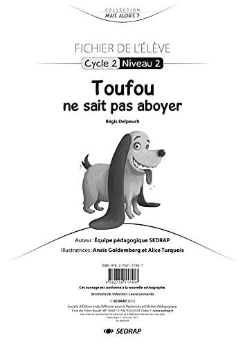 Toufou Ne Sait Pas Aboyer - Fichier CP