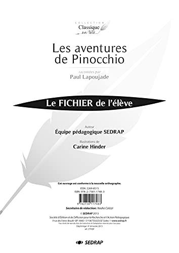 Pinocchio - Fichier