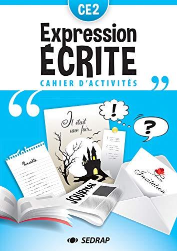Cahiers d'Expression Ecrite CE2 (Lot de 5): Collectif