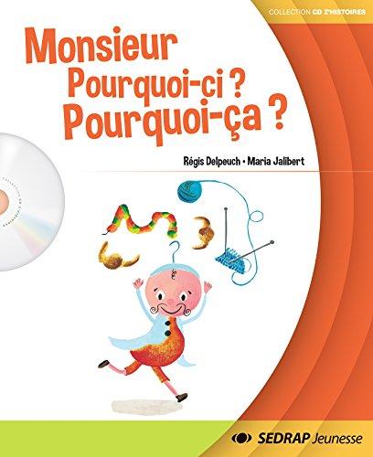 9782758141914: M. Pourquoi-Ci ? Pourquoi-Ca ? - 6 Albums + CD + Fichier CP
