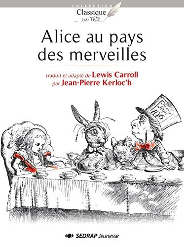 9782758142089: Alice au pays des merveilles - roman (Classique en tête)