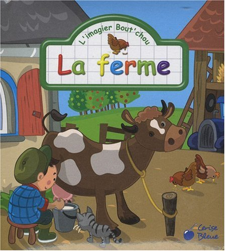 9782758303329: La ferme (French Edition)