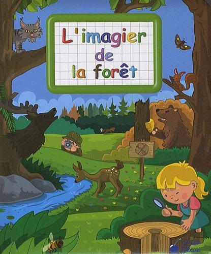 9782758303763: Forêt (imagiers créatifs)