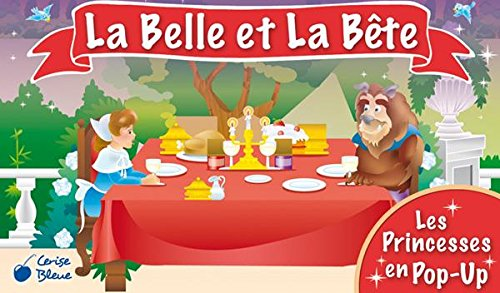 9782758309727: Belle et la b�te Pop Up (La)