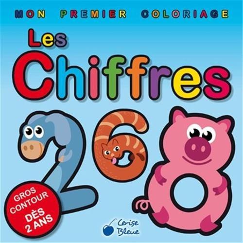 9782758310037: Chiffres mon premier coloriage (Les)