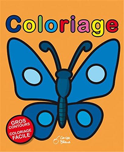 9782758310099: Petit coloriage orange