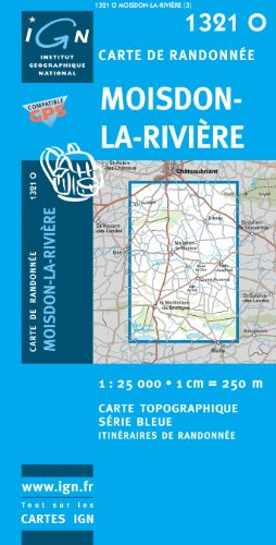 9782758500605: Moisdon-la-Riviere: Ign1321o