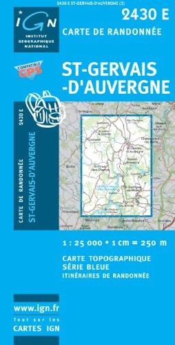9782758501206: St-Gervais D'Auvergne GPS