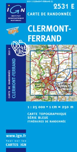 9782758501275: Clermont-Ferrand GPS