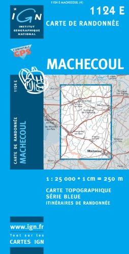 Machecoul 1 : 25 000