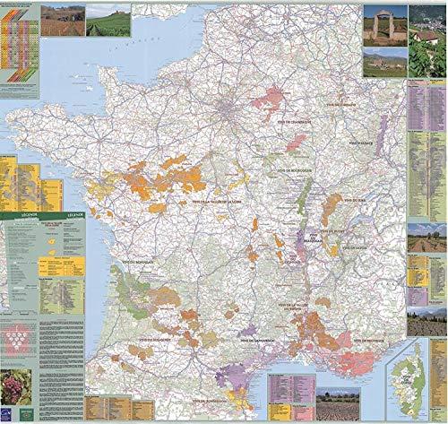 9782758504115: Vins De France (French Edition)