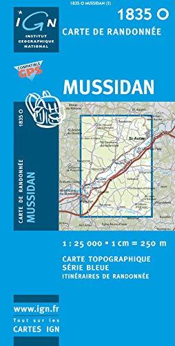 9782758505044: Mussidan GPS: Ign1835o