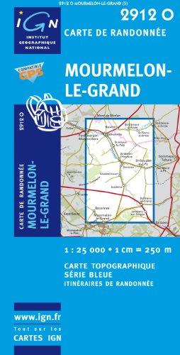 Mourmelon-le-Grand GPS: Ign2912o: Institut Géographique National