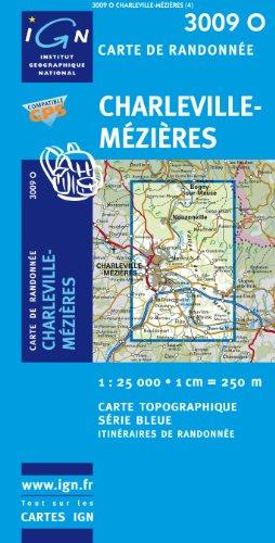 9782758505532: Charleville-Mezieres GPS: IGN3009O