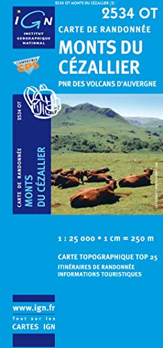 9782758506430: Monts du Cezalier