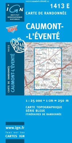 Caumont 1 : 25 000