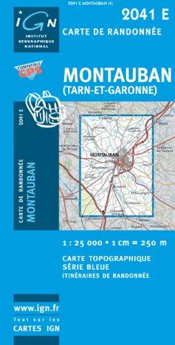 9782758506799: Montauban (Tarn-et-Garonne) GPS: Ign2041e