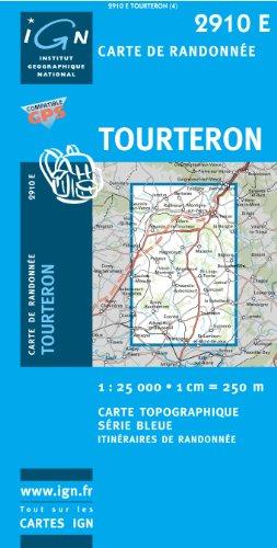 9782758507048: Tourteron GPS: IGN2910E