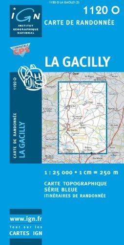 La Gacilly 1 : 25 000