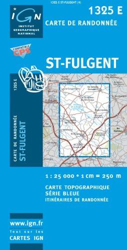 9782758508427: St-Fulgent GPS: IGN1325E