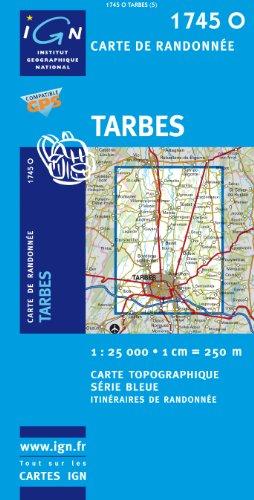 9782758508687: Tarbes: IGN1745O