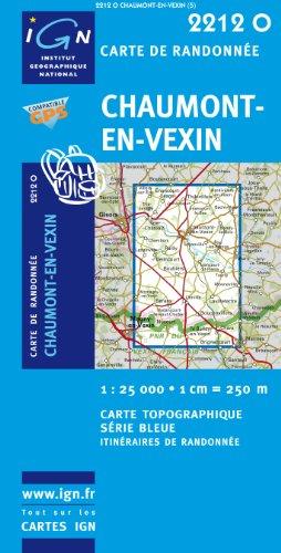 9782758508953: Chaumont-en-Vexin GPS: IGN2212O