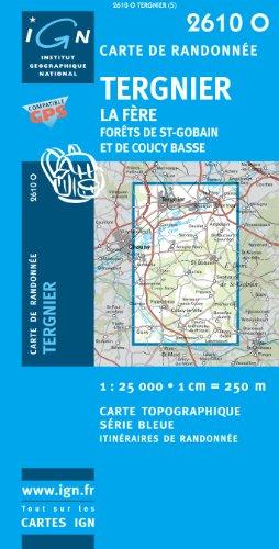 Tergnier/La Fere GPS: IGN2610O