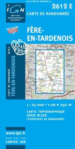 9782758509202: Fere-en-Tardenois GPS: IGN2612E