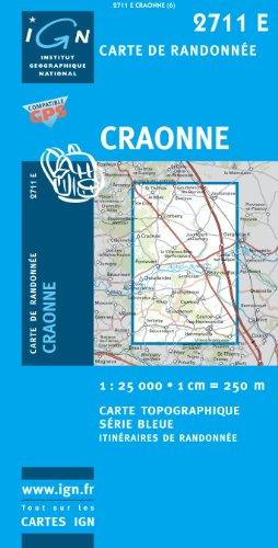 9782758509301: Craonne GPS: IGN2711E