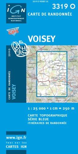 Voisey 1 : 25 000