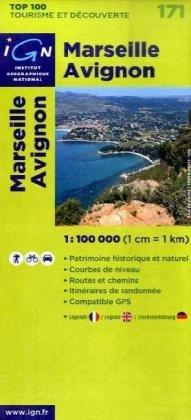 9782758511311: Marseille Avignon (French Edition)