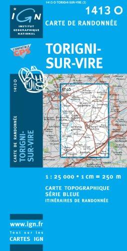 Torigni-sur-Vire 1 : 25 000