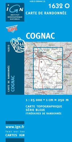 Cognac 1 : 25 000