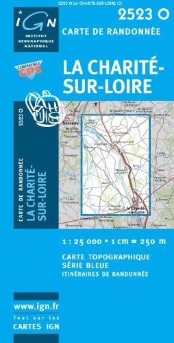 9782758513544: La Charite-sur-Loire: IGN2523O