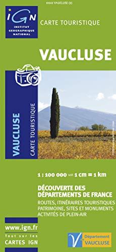 9782758514961: Vaucluse: IGN.F.D81043 (Découverte de la France)