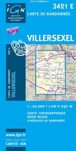 9782758516262: Villersexel 1 : 25 000