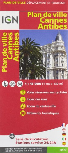 9782758520528: Cannes / Antibes 2013: IGN72507