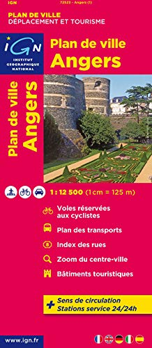 9782758520689: Angers: IGN72523