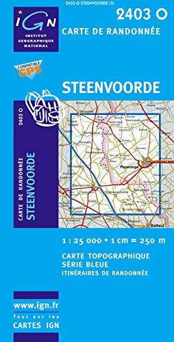 9782758521969: Steenvoorde: IGN2403O
