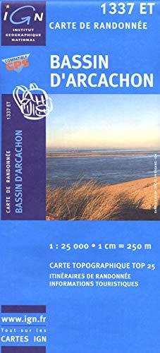 9782758522379: Bassin D'Arcachon France 1:25,000 (French Edition)