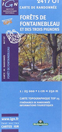 9782758522492: Forets De Fontainebleau (French Edition)