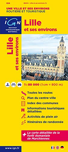 9782758523949: Lille & Surroundings: IGN88402