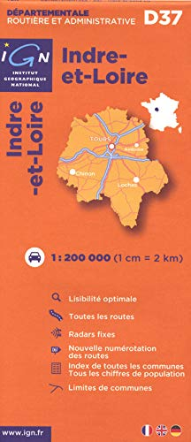 9782758524434: Indre et Loire, 37 (French Edition)