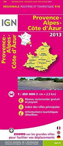 9782758527664: Provence - Alpes - Côte d'Azur 2013